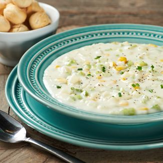 Newport Beach Clam Chowder