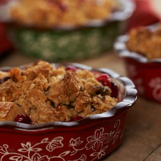 Easy Cranberry bake