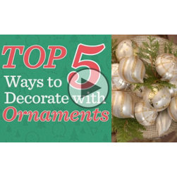 Decorate with Ornaments
