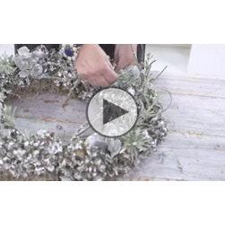 Hydrangea Wreath