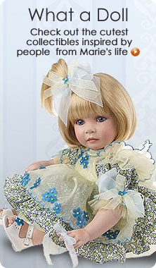 Forget Me Not Secret Garden Collection Doll by Marie Osmond