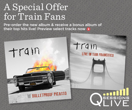 Train at Q Sessions Live(R)