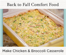 How to Make Chicken and Broccoli Casserole