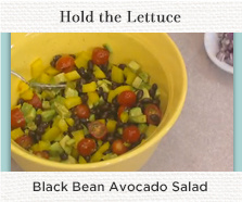 How to Make Black Bean Avocado Salad