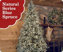 Pre-lit Christmas Trees — Bethlehem Lights — For the Home — QVC.com