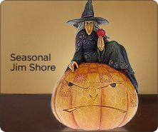 Jim Shore Heartwood Creek Sweet and Sour Pumpkin Figurine