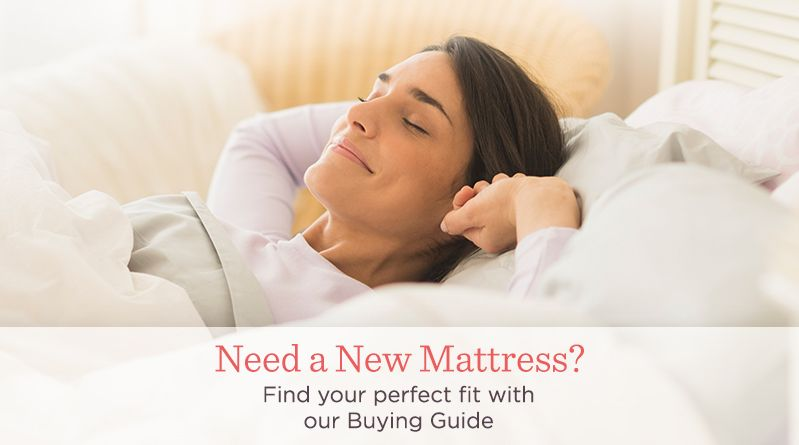 Need a New Mattress?