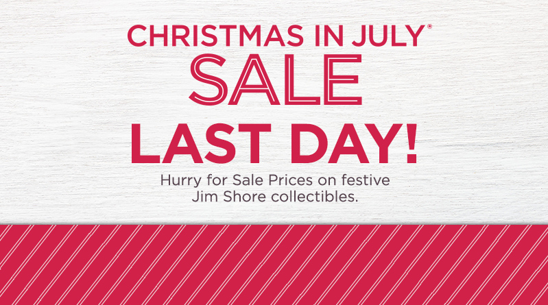 Christmas in July® Sale. Create a wonderland at home with figurines that capture whimsy & magic