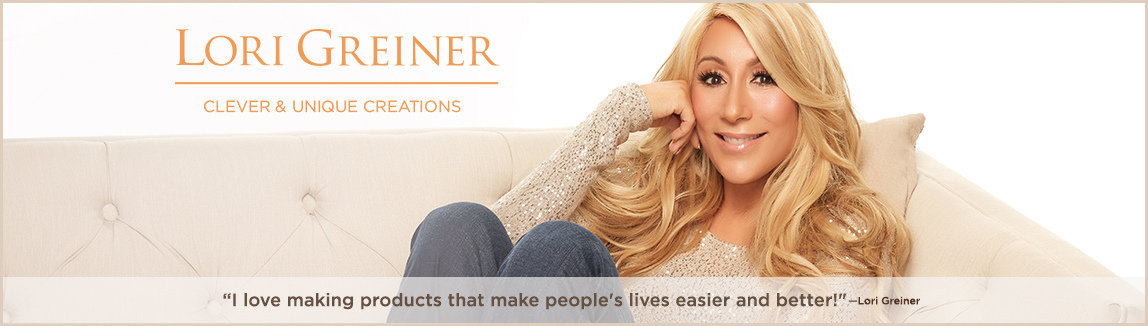 """""""I love making products that make people's lives easier and better!"""" —Lori Greiner"""
