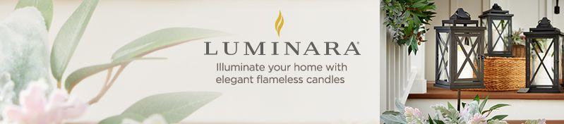 Luminara, Illuminate your home with elegant flameless candles