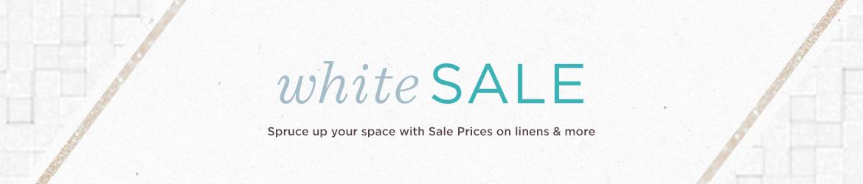 White Sale u2014 Shop Linens, Bedding u0026 More u2014 QVC.com