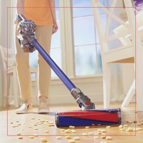 Stick & Cordless Vacuums
