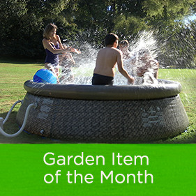 Garden Item of the Month