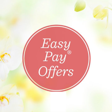 Easy Pay® Offers. Own Now, Pay Monthly