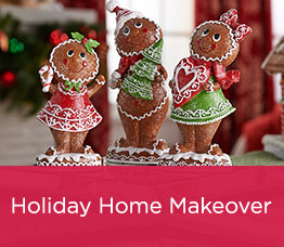 Holiday Home Makeover