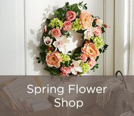 Spring Flower Shop