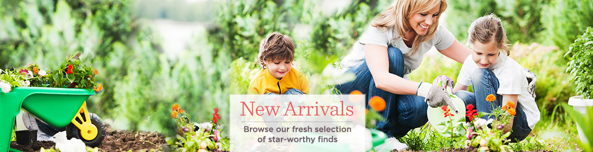 New Arrivals. Browse our fresh selection of star-worthy finds