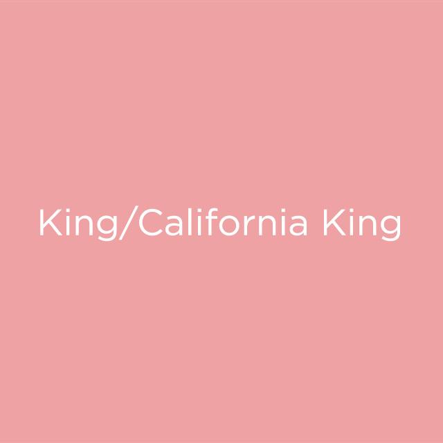 King/California King