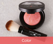 Laura Geller Baked Blush & Brush