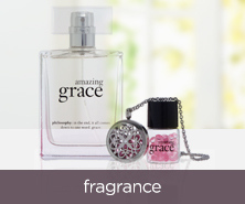 philosophy scented necklace & edp