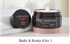 Josie Maran Whipped Argan Body Butter & Travel Size