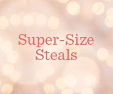Super-Size Steals