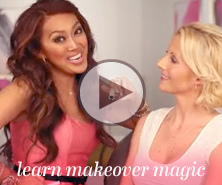 Mally Roncal Makeover Video