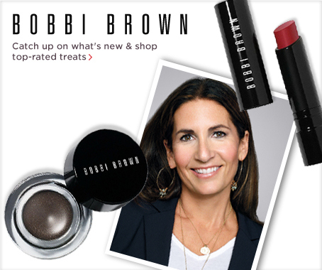 Bobbi Brown Gel Eyeliner; Bobbi Brown Lip Color