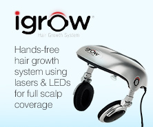 iGrow Hands Free Hair Growth Laser System