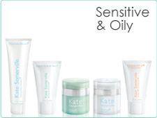 Sensitive & Oily