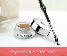 IT Cosmetics Build-A-Brow Gel Stain & Brush