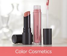 bareMinerals(R) Lipgloss & Lipstick Duo