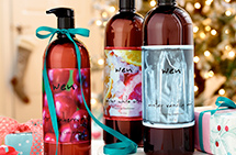 WEN Winter Cleansing Conditioners