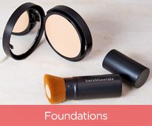 bareMinerals barePRO Foundation & Brush