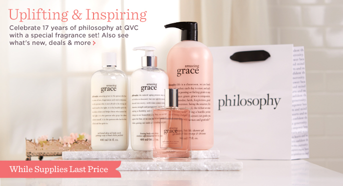 philosophy 4-piece fragrance collection