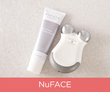 NuFACE Mini Microcurrent Facial Toning Device