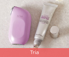 Tria Beauty Age-Defying Eye Wrinkle Laser Device with Eye Cream