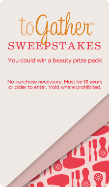 Get Gorgeous Sweepstakes