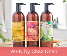 WEN Summer Cleansing Conditioners