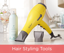 Drybar Hair Dryer & Hairspray