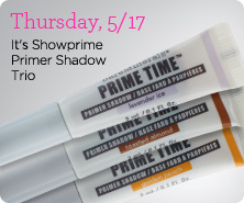 bareMinerals(R) It's Showprime Primer Shadow Collection