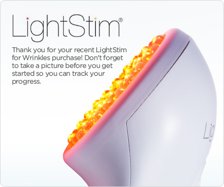 LightStim for Wrinkles Handheld LED Light