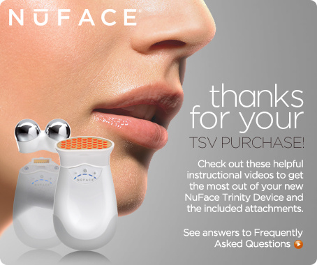NuFace Trinity At-Home Microcurrent Device