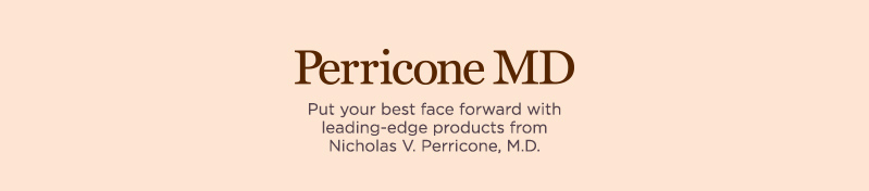 Perricone MD,  Put your best face forward with leading-edge products from Nicholas V. Perricone, M.D.