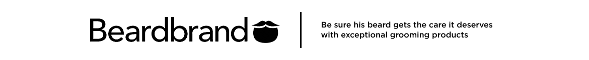 Beardbrand, Be sure his beard gets the care it deserves with exceptional grooming products