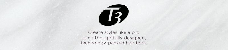 T3.  Create styles like a pro using thoughtfully designed, technology-packed hair tools