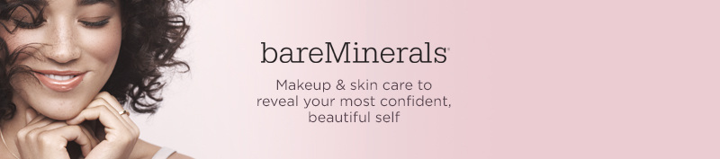 bareMinerals®.  Makeup & skin care to reveal your most confident, beautiful self.