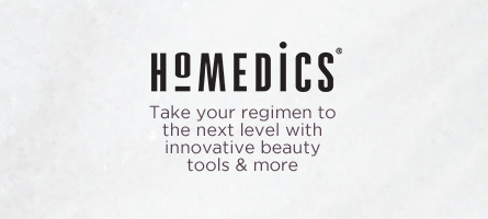 HoMedics  Take your regimen to the next level with innovative beauty tools & more
