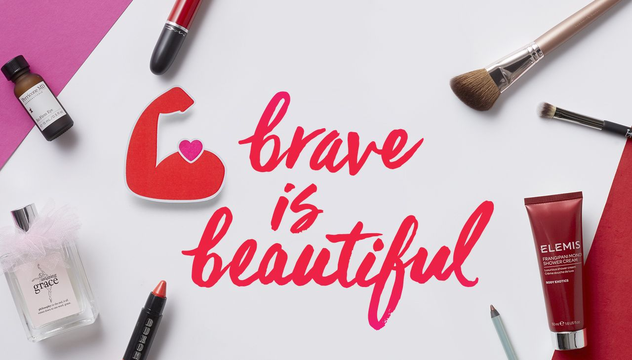 brave is beautiful