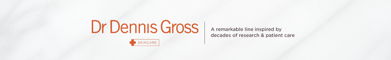 Dr. Dennis Gross Skincare,  A remarkable line inspired by decades of research & patient care